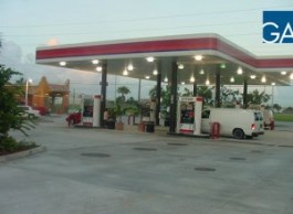 Cardet Citgo Gas Station