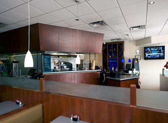 Miami architects cafe restaurant medical office and