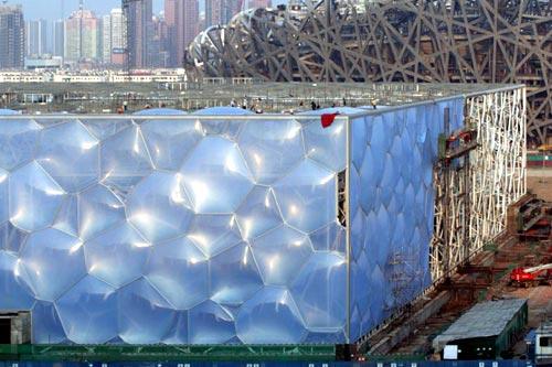 Water Cube – National Aquatics Centre, China